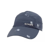 Кепка SIMMS Superlight Flats Cap LB цв. Sterling Cowboy Fly Dark Moon