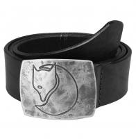 Ремень FJALLRAVEN Murena Silver Belt цвет Black
