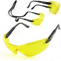 Очки открытые BOLLE VIPER жёлтая линза + шнурок