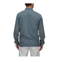 Рубашка SIMMS Bugstopper Intruder BiComp LS Shirt '21 цвет Storm превью 6