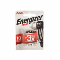 Батарейка ENERGIZER MAX Alk E92/AAA BP2