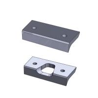 Лезвия для кусачек SIMMS Nipper Replacement Blades цв. Gunmetal