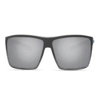 Очки COSTA DEL MAR Rincon 580 GLS р. XL цв. Matte Smoke Crystal цв. ст. Gray Silver Mirror превью 2