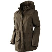 Куртка HARKILA Pro Hunter X Lady Jacket цвет Shadow brown