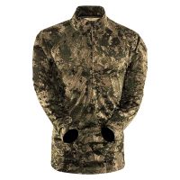 Водолазка SITKA Core Zip-T цвет Optifade Ground Forest