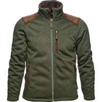 Толстовка SEELAND Dyna Knit Fleece цвет Forest Green