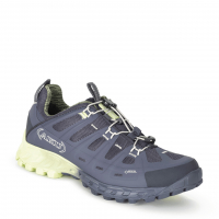 Ботинки треккинговые AKU WS Selvatica GTX цвет Anthracite / Aquamarine