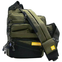 Сумка рыболовная GEECRACK Gee23110 Shoulder Bag цвет Khaki