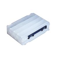 Коробка для приманок двухсторонняя MEIHO Reversible 250V цвет прозрачный