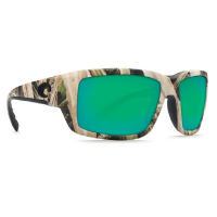 Очки COSTA DEL MAR Fantail 400 GLS цв. Mossy Oak Shadow Grass Blades Camo цв. ст. Green Mirror