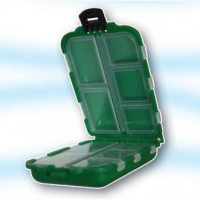 Коробка ТРИ КИТА СЧ-2 для рыболовных мелочей (10 отд.) (95*60*30мм)