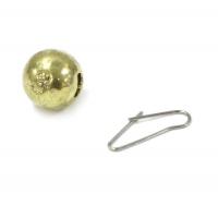 Груз разборный INTECH Tungsten 74 Gold 3,5 г (2 шт.)