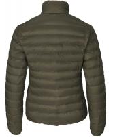 Куртка SEELAND Hawker Quilt Jacket Woman цвет Pine green 10021622805 превью 2