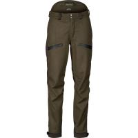 Брюки SEELAND Climate Hybrid Trousers цвет Pine green