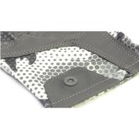 Перчатки SIMMS Solarflex Guide Glove цвет Hex Flo Camo Steel превью 3