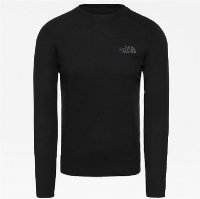 Футболка THE NORTH FACE Men's Easy LS Top цвет черный
