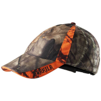Бейсболка HARKILA Moose Hunter Cap цвет Mossy Oak Break-Up Country /Orange Blaze