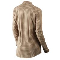 Рубашка HARKILA Selja Lady LS Check Shirt цвет Moonlight rose check 14010988205 превью 2
