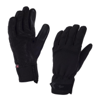 Перчатки SEALSKINZ Performance Activity Glove цвет Black / Anthracite