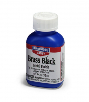 Средство BIRCHWOOD CASEY Brass Black 90 мл для воронения по меди, латуни, бронзе