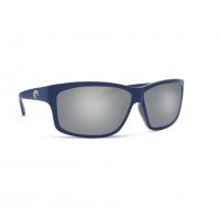 Очки поляризационные COSTA DEL MAR Cut 580P р. L цв. Matte Atlantic Blue цв. ст. Gray Silver Mirror