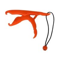 Липгрип AQUATIC FLG-07 (цвет: оранжевый) пластиковый