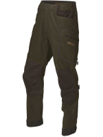 Брюки HARKILA Mountain Hunter Trousers цвет Hunting Green / Shadow Brown