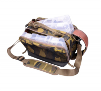 Сумка SPRO TACKLE BAG 2 CAMOUFLAGE