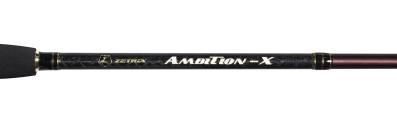 Удилище спиннинговое ZETRIX Ambition-X AXS-702LL 2,13 м тест 2 - 9 гр. AXS-702LL превью 3