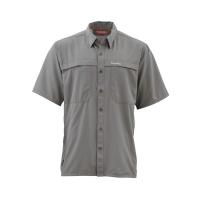 Рубашка SIMMS Ebb Tide SS Shirt цвет Pewter