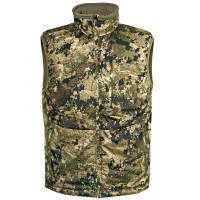 Жилет SITKA Kelvin Lite Vest New цвет Optifade Ground Forest