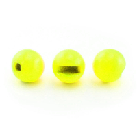 Головка вольфрамовая РУССКАЯ БЛЕСНА Tungsten Ball Trout fluo yellow (5 шт.) 0,22 г