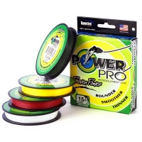 Плетенка POWER PRO Moss Green 0,06, 135 м, цв. зеленый