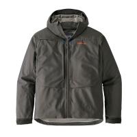 Куртка забродная PATAGONIA Men's River Salt Jacket цвет Forge Grey