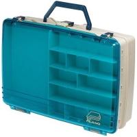 Ящик PLANO 1155 двухуровневый с прозрачной крышкой
