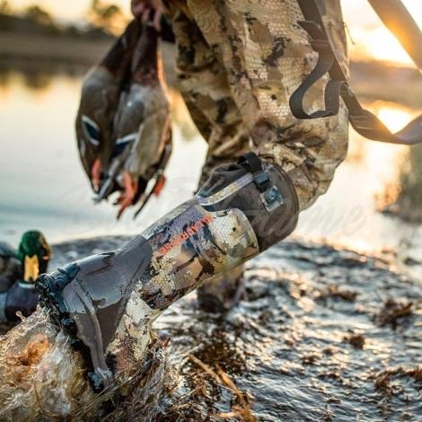 Сапоги LACROSSE Alphaburly Pro 1600G цвет Optifade Marsh фото 6