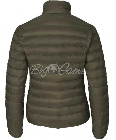 Куртка SEELAND Hawker Quilt Jacket Woman цвет Pine green 10021622805 фото 2