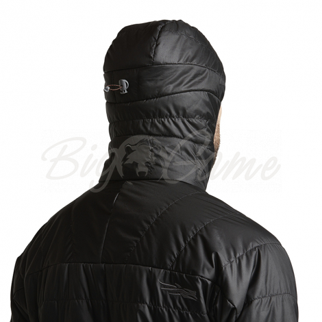 Куртка SITKA Kelvin AeroLite Jacket цвет Black фото 3