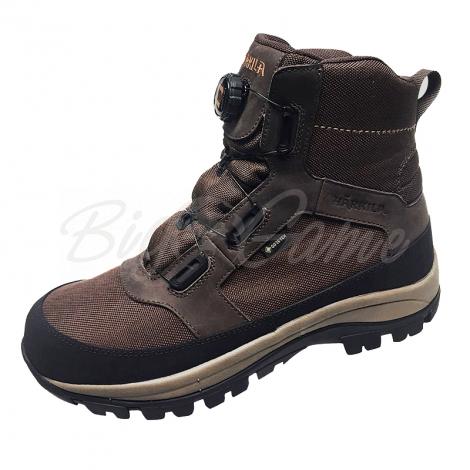 Ботинки треккинговые HARKILA Chase GTX SMU цвет Dark Brown фото 1