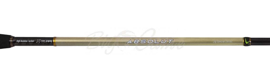 Удилище спиннинговое NORSTREAM Absolut 842MH тест 10 - 35 г фото 3