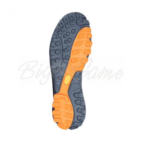 Ботинки треккинговые AKU Selvatica GTX цвет Blue / Orange фото 4