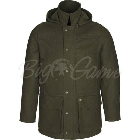 Куртка SEELAND Noble Jacket цвет Pine green фото 1
