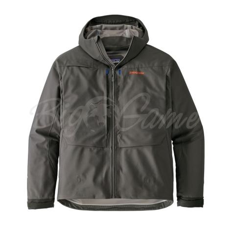 Куртка забродная PATAGONIA Men's River Salt Jacket цвет Forge Grey фото 1
