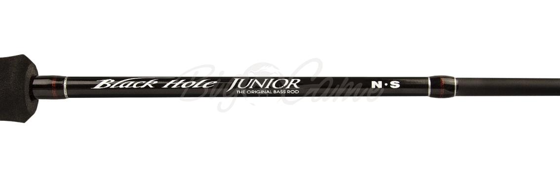 Удилище спиннинговое BLACK HOLE Junior 602L 1,82 м 5 - 15 гр. 00028518 фото 3