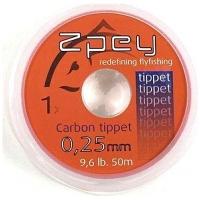 Поводковый материал ZPEY Fluorocarbon Tippet Clear 50 м 0,28 мм