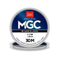 Леска зимняя LUCKY JOHN MGC 30 м 0,06 мм