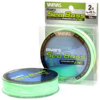 Плетенка VARIVAS Avani Sea Bass Premium PE 150 м цв. Зеленый # 1,2