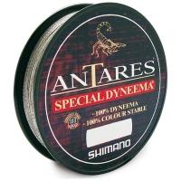 Плетенка SHIMANO ANTARES SPECIAL DYNEEMA 0,25 мм 300 м