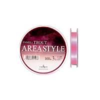 Леска YAMATOYO Famell Trout Area Style 100 м цв. Розовый 0,157 мм