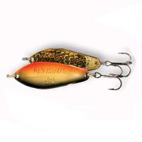 Блесна колеблющаяся CRAZY FISH Stitch 6,5 г код цв. #13-BGO